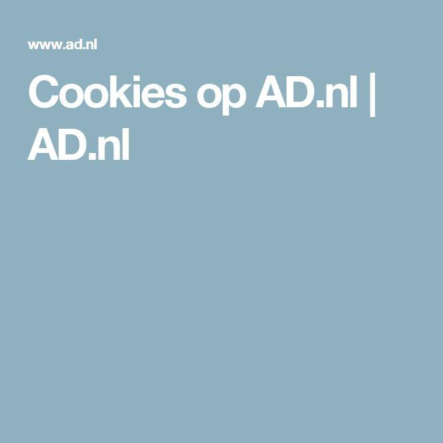 Cookies op AD.nl | AD.nl