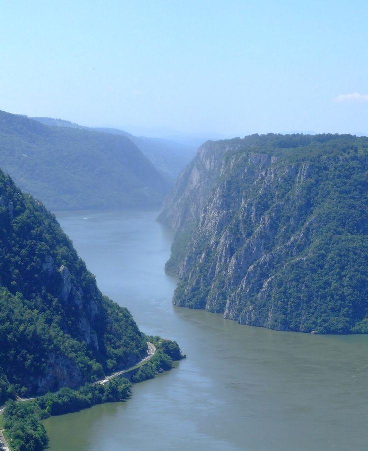 Danube Fjords, Romania, www.romaniasfriends.com