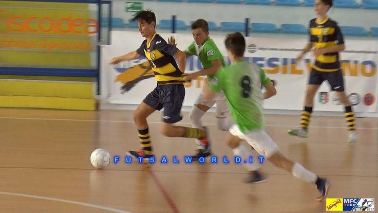27/6/17 History Roma 3Z - Palma Futsal , highlights , allievi