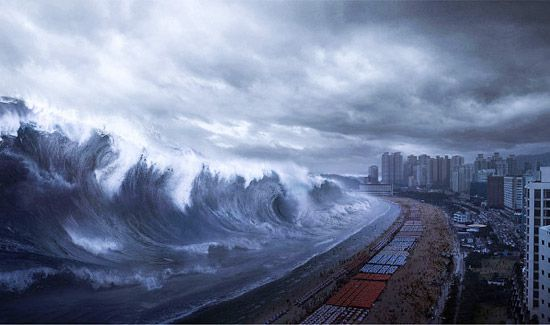Freedom Preppers | natural disasters can include a tsunami