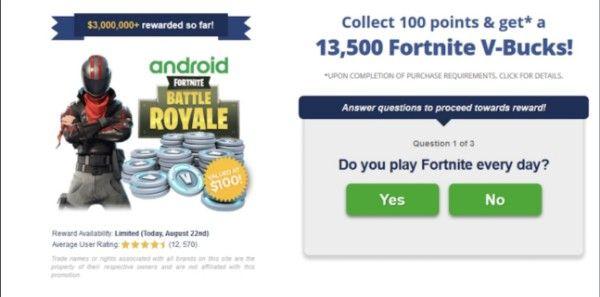 Get 13,500 Vbucks Now! #USA #Offer #Rewards #redeem #Cashback