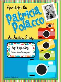 Soaring Through Second Grade: Ideas for a Patricia Polacco author study
