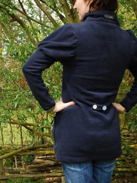 refashion « Tantehilde.be : van een te grote sweater gemaakt !