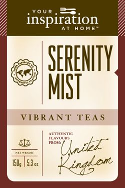 An organic black tea blended with tropical and floral flavours and a hint of vanilla. $19.95