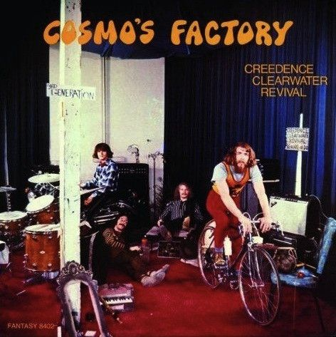 Release Details The fifth studio album by Creedence Clearwater Revival is widely considered their best. Ranked #265 on Rolling Stone magazine's list of the 500 greatest albums ever. 2014 remastered re