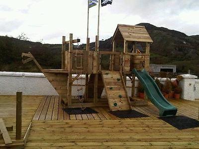 Best 25 kids climbing frame ideas on pinterest climbing for Pirate ship jungle gym