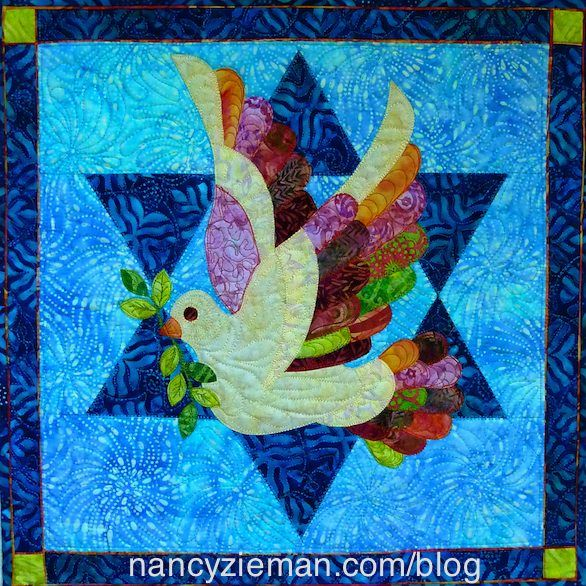 Love The Dove A Free Quilt Pattern I M Crafty