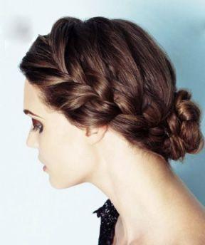 Coiffure mariée Tresse mariée Braid wedding hairstyle http://lamarieeencolere.com/post/24870943080/coiffuremariage#