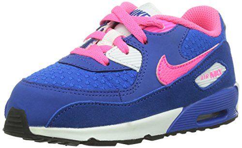 Nike Baby Air Max 90 2007 Td 4081 Unisex-Kinder Low-Top Sneaker - http://on-line-kaufen.de/nike/nike-baby-air-max-90-2007-td-4081-unisex-kinder-low