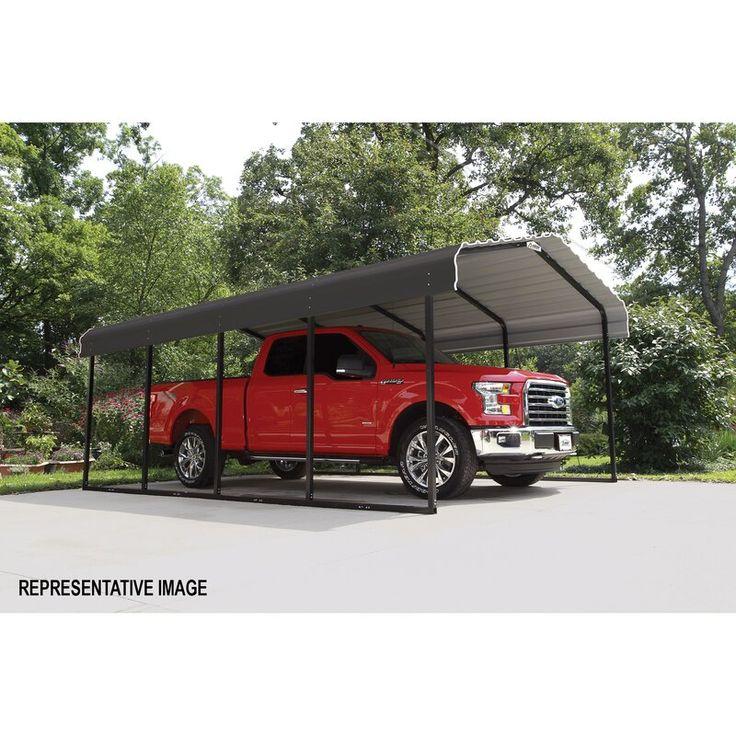 Steel Carport Canopy in 2020 Steel carports, Carport