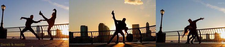 Derek Bindi Wk 10 Salsa 7 | Pure Derek Hough