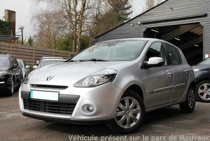 OCCASION RENAULT CLIO III (2) 1.5 DCI 75 EXPRESSION CLIM 5P ECO2 EURO5