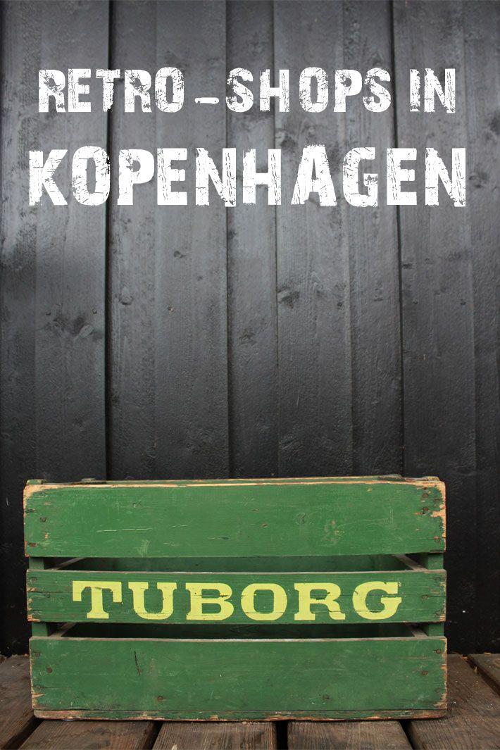 Die fünf besten Retro- und Vintage Shops in Kopenhagen