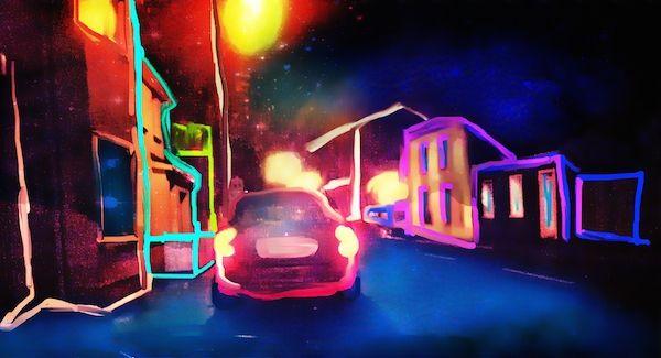 Urban Nights by Martin McDonnell