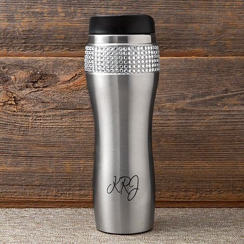 Personalized Bling Tumber