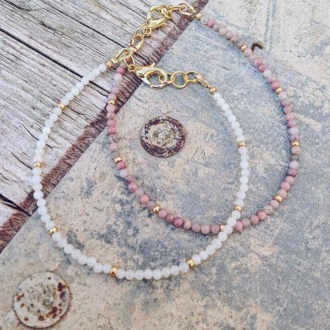 "tiny bracelet, gemstone, bohobracelet, hippiebracelet, bohojewellery Gefällt 25 Mal, 1 Kommentare - -»->each❤️lyday<-«- dawanda (@eachlovely_day) auf Instagram: ""duo perfecto ❤️#eachlovelyday #eachlovely_day #tinybracelet #bracelet #braceletlove #gemstone…"""