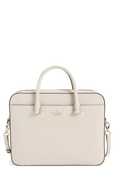kate spade new york saffiano leather laptop bag (13 Inch)