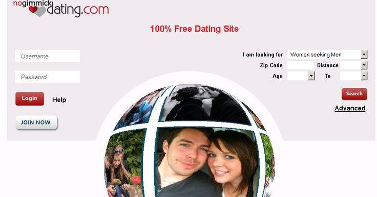 Ungemachtliche Gratis-Dating-Website