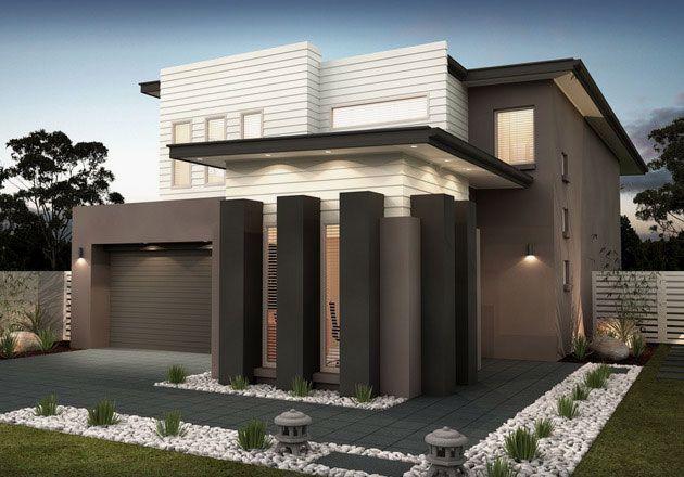 architecture modern minimalist house design ideas porch