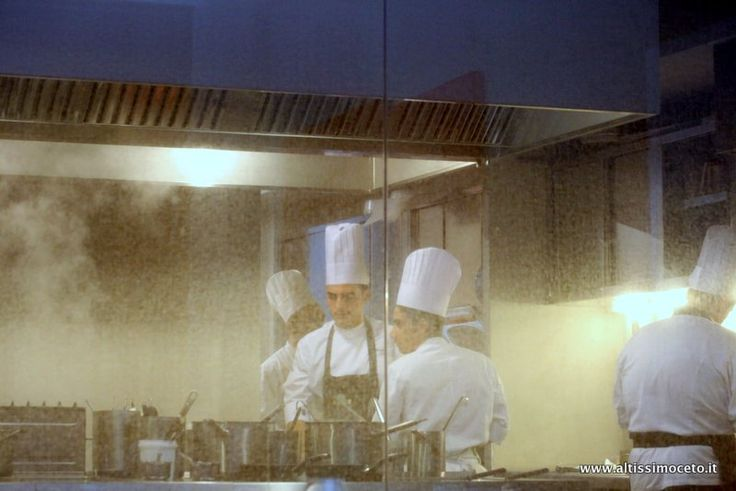 Larte – Milano – Cucina a vista
