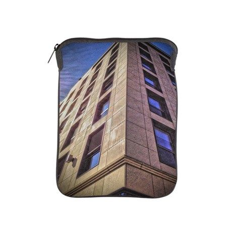 Purple Building II iPad Sleeve by AngelEowyn. $38.50
