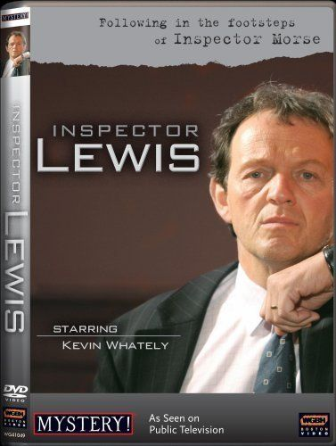 Inspector Lewis - Masterpiece Mystery as seen on PBS