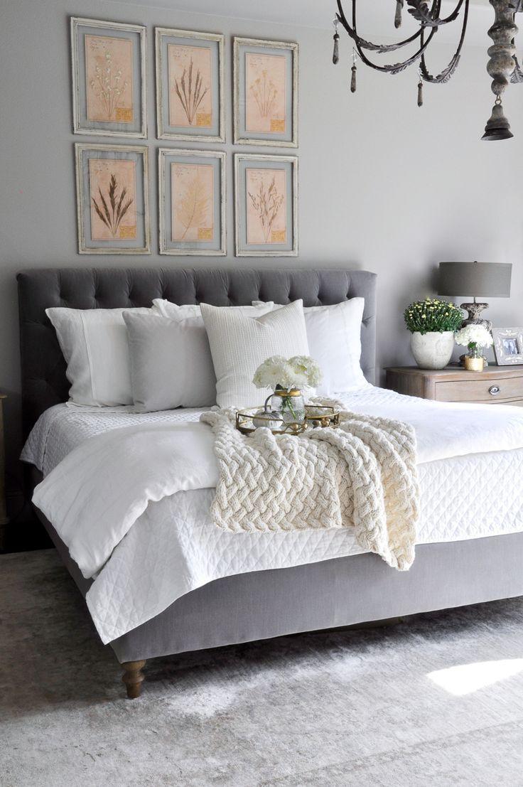 33 Dreamy Master Bedroom Ideas And Designs That Go Beyond The Basic Bedroom Interior Bedroom Headboard Simple Bedroom