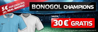 el forero jrvm y todos los bonos de deportes: suertia bono 30 euros Manchester City vs Real Madr...