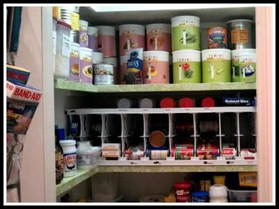 The 25 Best Canned Food Storage Ideas On Pinterest Can Good And Pantry Organization