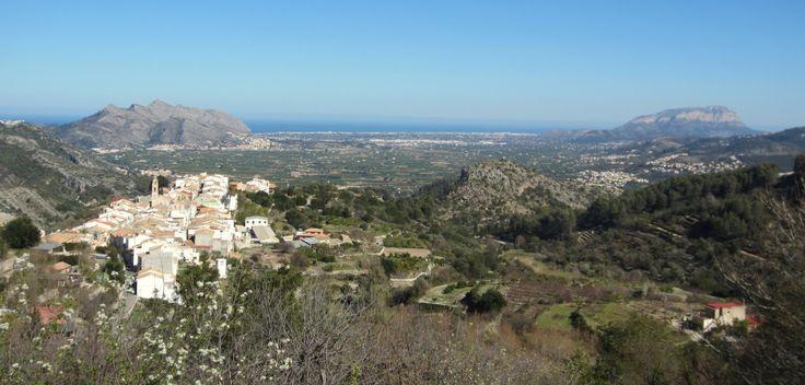 Vall de la Rectoría , Vall de Laguar