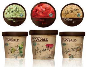 Starbucks Ice Cream Pot