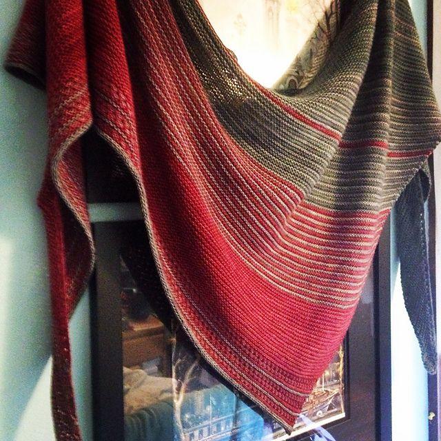 Ravelry: AdelleSouths TEST: Drachenfels. Gorgeous. knit ...
