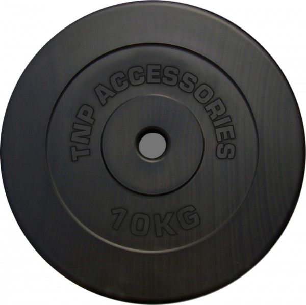 www.elitesupplements.co.uk fitness-accessories-171 tnp-accessories-1-hole-vinly-weight-plates-discs-home-gym-training-black-10kg