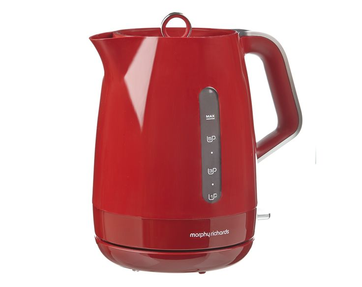 Large 1.5L capacity, make up to 6 drinks at a time. One cup boil, so you only boil as much as you need to save energy. 3kW element for rapid boil. Dual water window, limescale filter, 360 degree base. Height 22cm