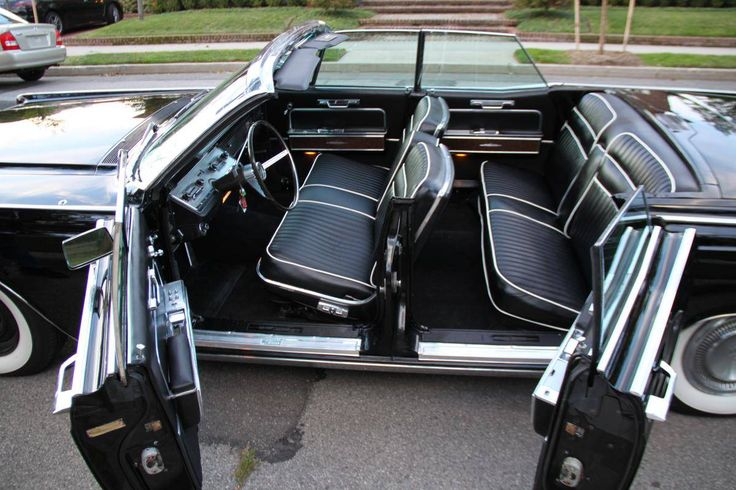 1966 Lincoln Continental Convertible Maintenance/restoration of old/vintage vehicles: the material for new cogs/casters/gears/pads could be cast polyamide which I (Cast polyamide) can produce. My contact: tatjana.alic@windowslive.com
