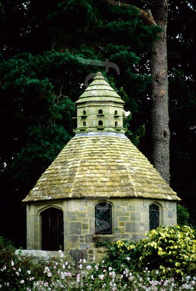 Dovecote at Nymans Garden , West Sussex