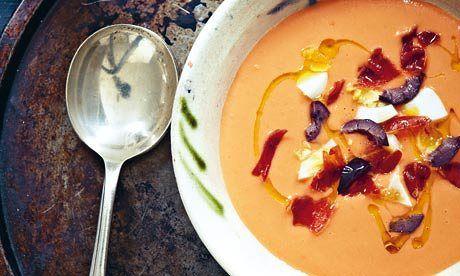 jose pizarro salmorejo soup