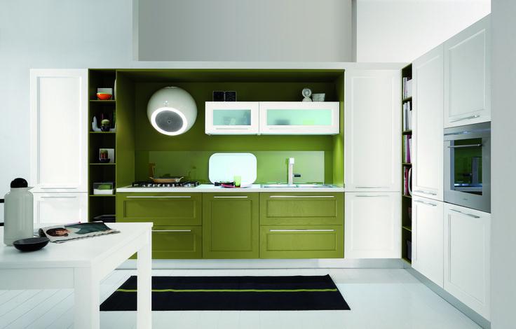 #cucine #cucina #kitchen #kitchens #modern #moderna #gicinque #elite  http://www.gicinque.com/it_IT/products/1/gallery/2/line/60