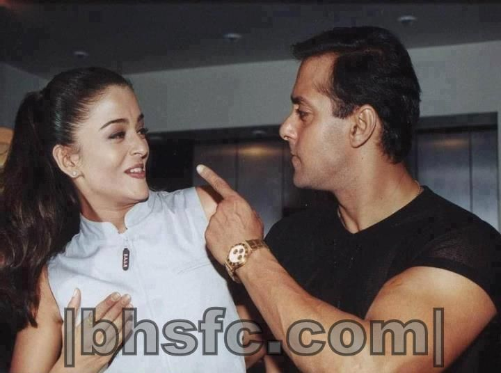 Rare Pics of Salman Khan with Aishwarya Rai & Somy Ali | PINKVILLA