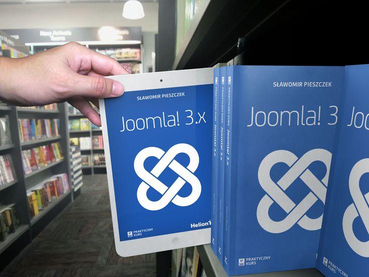 Hej #JoomlaPeople!  Dzisiaj i jutro w Helionie, książka #Joomla3PraktycznyKurs prawie o 20,00 zł taniej :-D