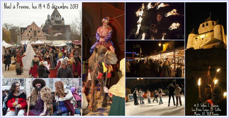 Et voici le mois de décembre et toutes ses festivités... Et pour fêter #Noel , Provins vous invite les 14 & 15 décembre prochains à sa grande manifestation : Une cascade de cadeaux : marché médiéval, crèche vivante avec acteurs et animaux, visite aux flambeaux et promenades contées, marché du terroir, patinoire, etc. Et une grande nouveauté : LE TRAIN À VAPEUR DU PÈRE NOËL  http://www.provins.net/ Entrée gratuite sauf visite guidée, promenade contée, patinoire et train à vapeur.