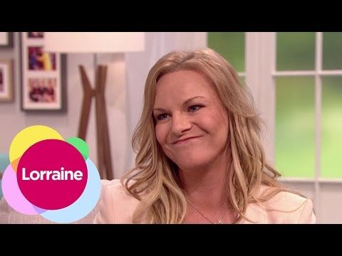 Stephanie Hirst On Her Sex Change | Lorraine - YouTube
