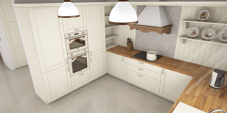 Kuchyňa provence