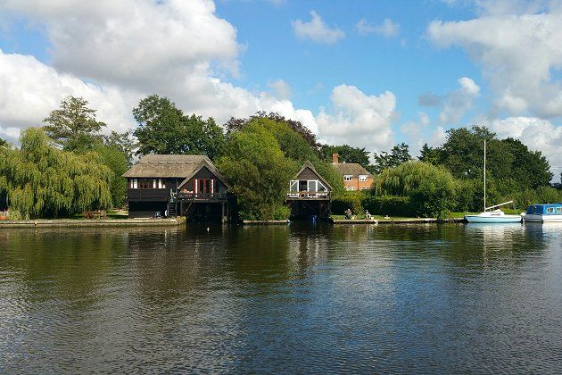 The Norfolk Boathouse - Perfect & idyllic retreat right on South Walsham Broad