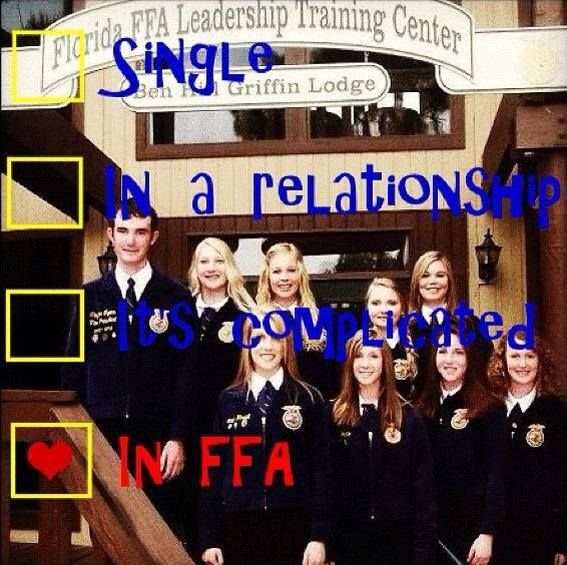 married to ffa