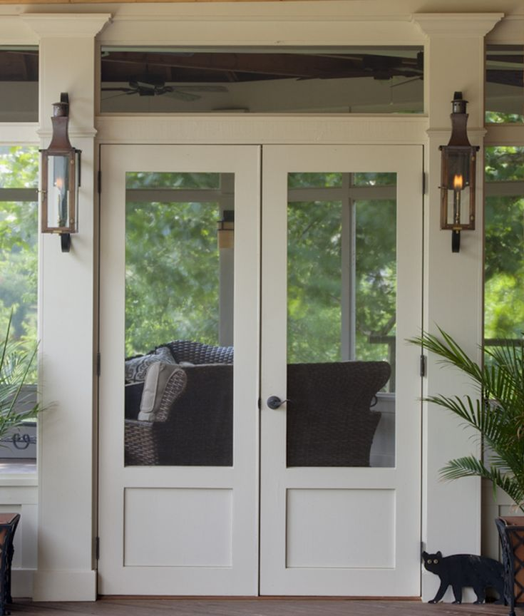 Flyscreens For French Doors: Best 25+ Double Screen Doors Ideas On Pinterest