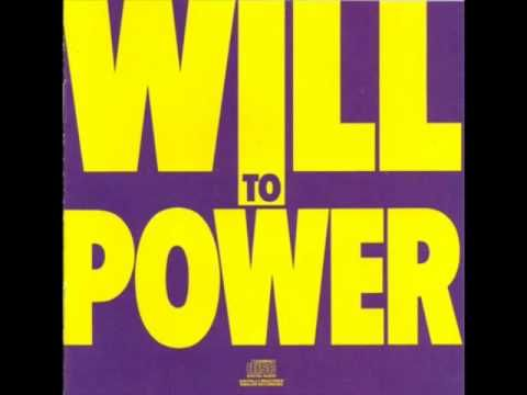 "Will To Power - Dreamin' (1987) Little FYI: Power 96 (FL Station) was the first radio station to add Dreamin' in 1987. During the 36 weeks that it remained in their Top 5, Bill Tanner (Program Director) was calling the Station ""Will to Power 96"".