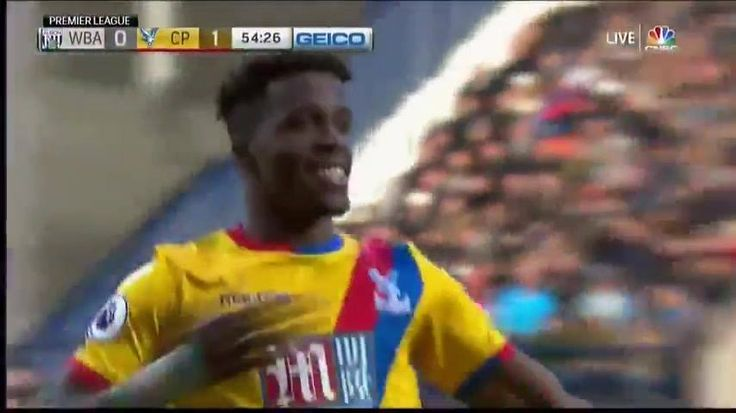 VIDEO West Brom 0 - 2 Crystal Palace HIGHLIGHTS 04.03.2017 - PPsoccer