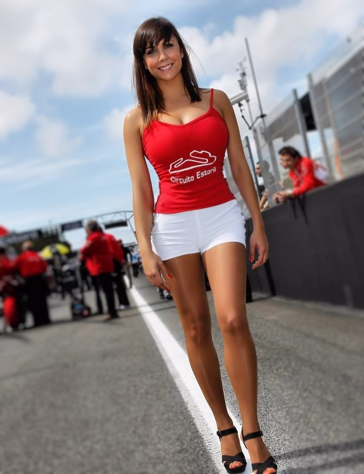 67 best images about THE GIRLS OF RACES on Pinterest   Grid girls, Paris hilton and Ducati