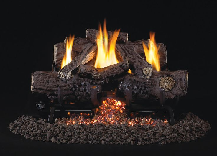 Gas Logs Vent Free Ventless Gas Fireplace Logs Gas Log Gas Fire Logs Gas Log Insert